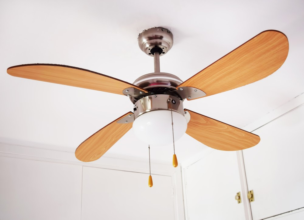 Should I Get New Ceiling Fans This Summer?